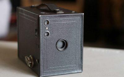 The humble Kodak 'Box Brownie' camera